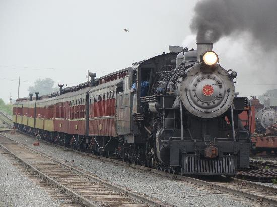 Strasburg Rail Road: Strasburg Railroad