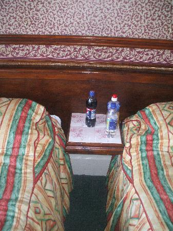 Penrhys Hotel: The not so comfy beds