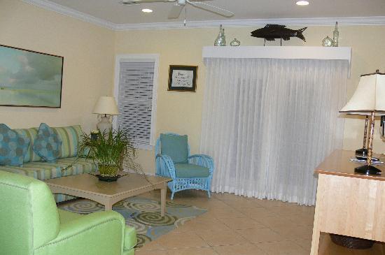 Parrot Key Hotel and Resort: salón