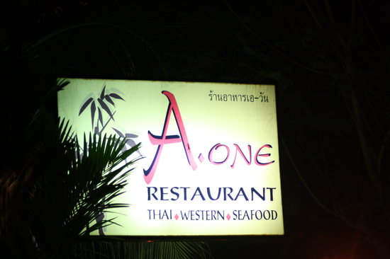 A.One Restaurant