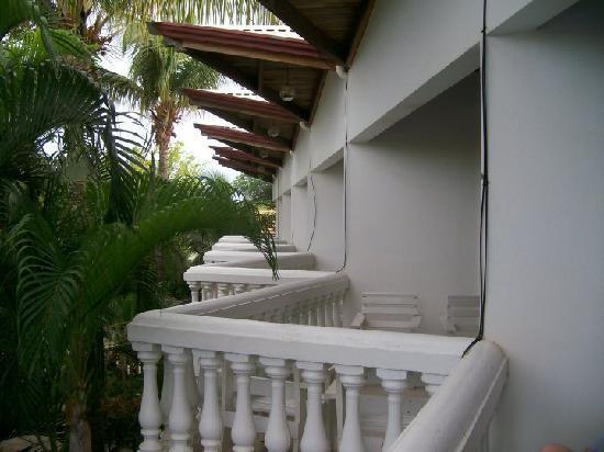 Zullymar Hotel: Balconies