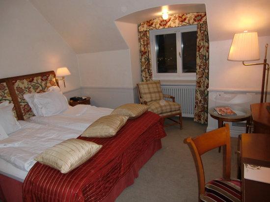 Grand Hotel: Hotel Room