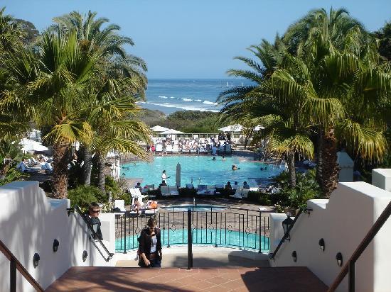 The Ritz-Carlton Bacara, Santa Barbara: View of the pool