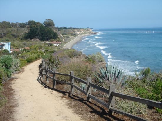 The Ritz-Carlton Bacara, Santa Barbara: Cliff Walk