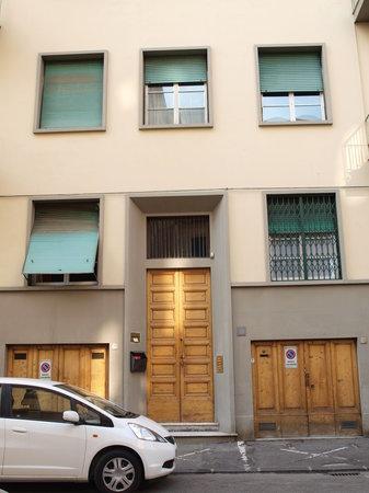 B&B Al Vecchio Teatro: fachada