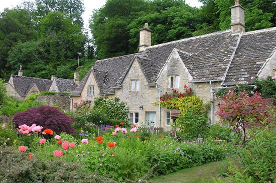 Bath, UK: Bibury