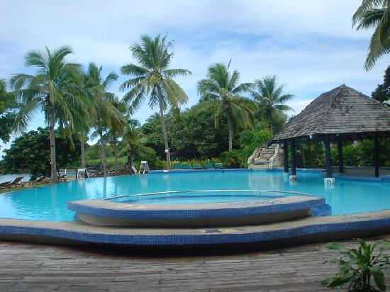 Anchorage Beach Resort: POOL