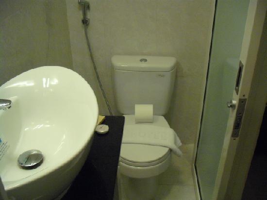 NN99 Hotel: Bathroom