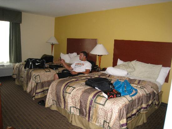 Sleep Inn & Suites Pooler: standard room