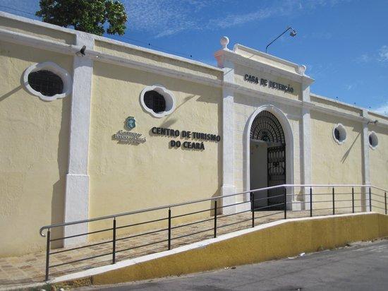 Centro de Turismo do Ceara: Outside of the Centro de Turismo