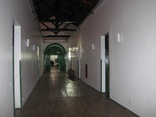 Centro de Turismo do Ceara: The corridor
