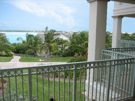 Grand Isle Resort & Spa: View from the living room balcony