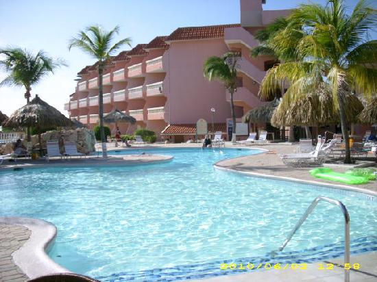 Paradise Beach Villas Swimming Pool