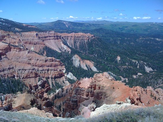 Cedar City, UT : Cedar Breaks View