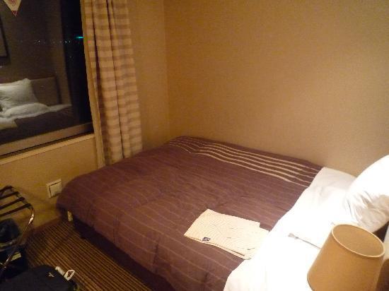 Hotel Rich & Garden Sakata: デラックスシングルルームです