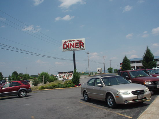 Mountain View Diner: Mountain View Dinner, Charles Town, WV