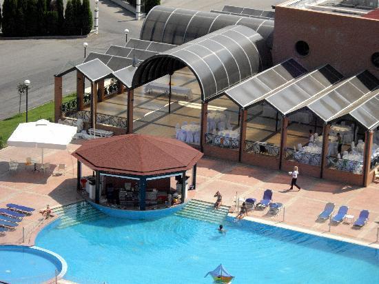 Arcadia Hotel: pool