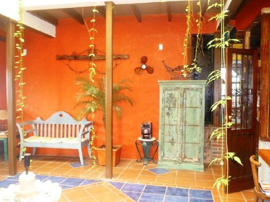 Vereda Tropical Hotel: Hotel Vereda Tropical inner patio