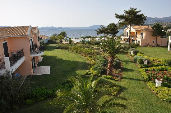 Enalion Suites: vista dal terrazzo della camera