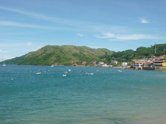 Isla Taboga, Panama: ocean views