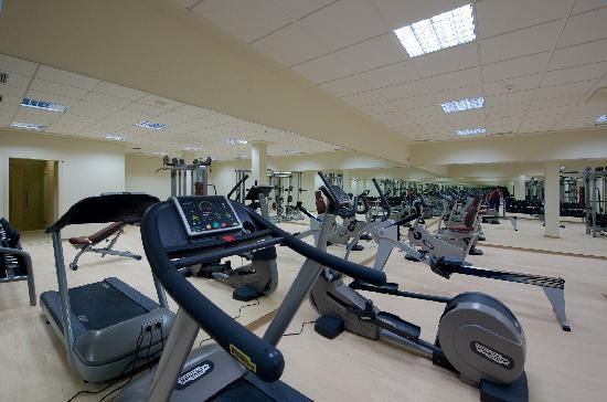 Algorfa, Spain: Gym