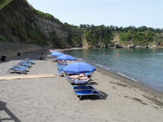 Procida, Italië: Spiaggia del Postino