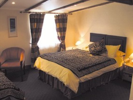 Porthleven, UK: Bedroom