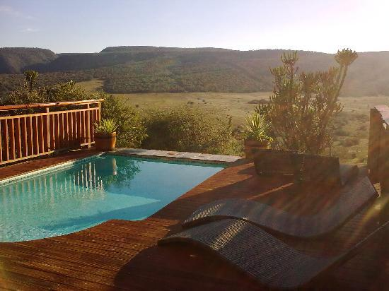 Addo Afrique Estate: and expansive views of Addo Elephant Park