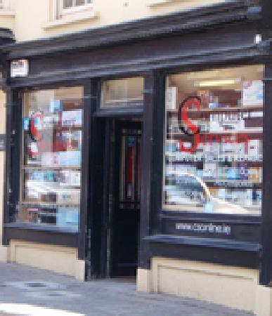 Computer Services: Shop Front