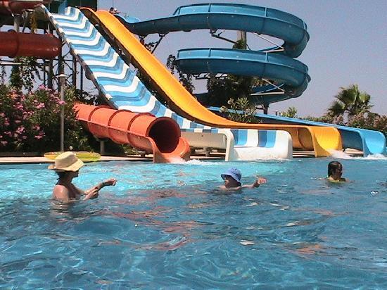 Amelia Beach Resort & Spa: slides