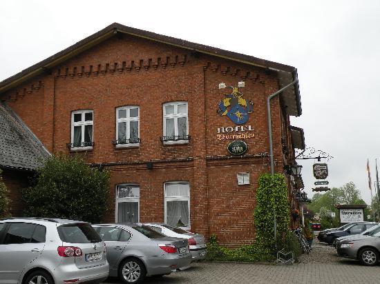 Hotel-Restaurant Thormählen : Hotel Thormahlen