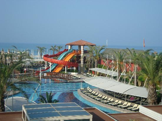 Crystal Family Resort & Spa: La vista
