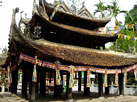 Hanoï, Vietnam : Perfume Pagoda