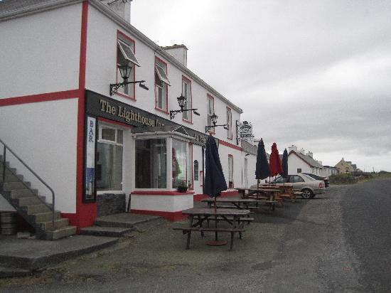 The Lighthouse Inn: The Lighthouse - B and B/Pub.