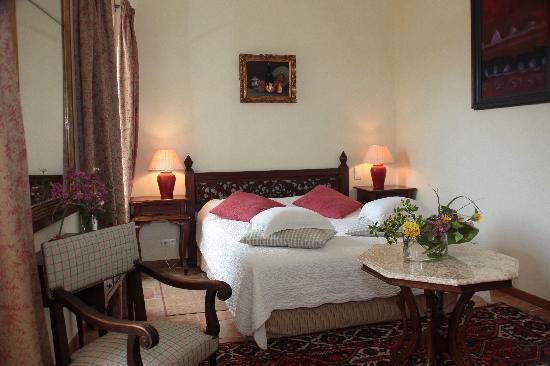 L'Hostellerie du Chateau : Chambre 23