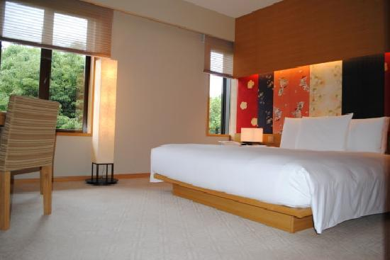 Hyatt Regency Kyoto: room
