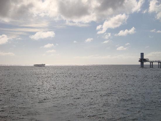 Undewater Observatory Boat Submarine Jr. II : 海中展望塔
