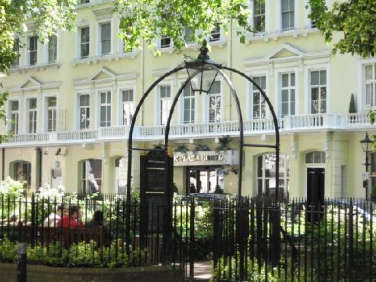 Dolphin Hotel London Bewertung