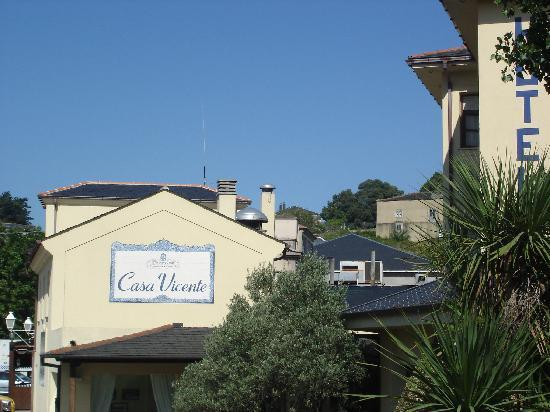 Casa Vicente: EXTERIOR