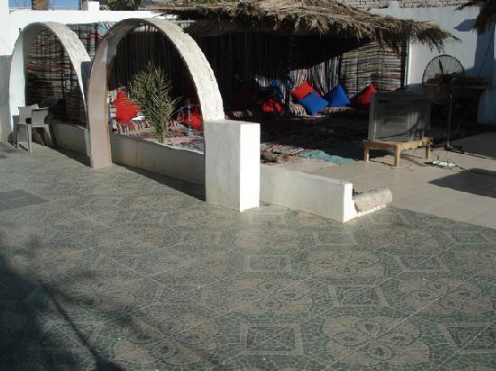 Dahab Plaza Hotel: Gams