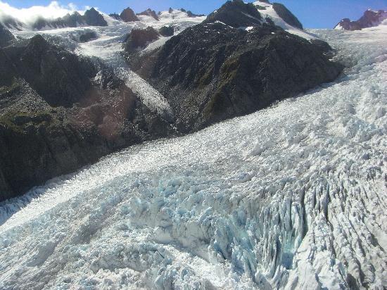 Franz Josef TOP 10 Holiday Park: Franz Josef glacier