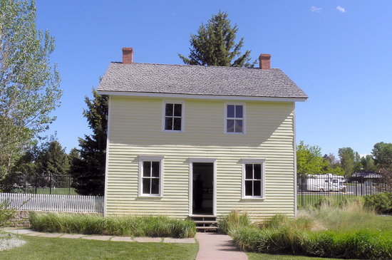 Buffalo Bill Center of the West: Buffalo Bill Cody home
