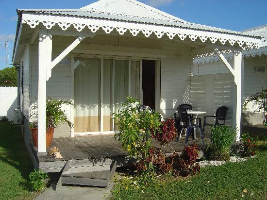 Hostellerie des Chateaux: bungalow
