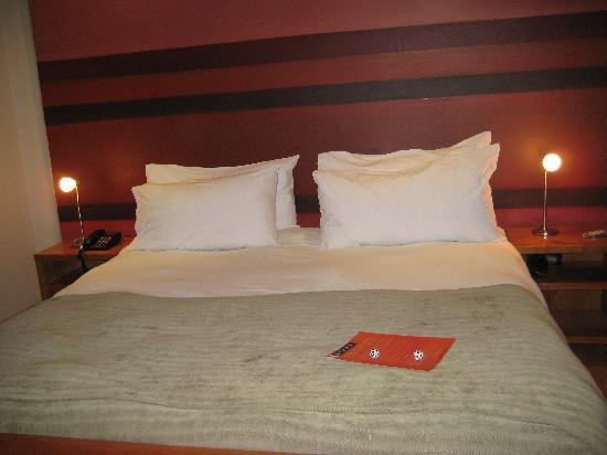 Hippo Boutique Hotel: The comfy bed
