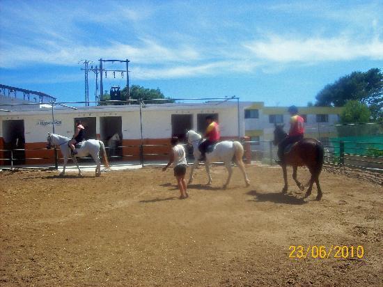 Sun Club Eldorado: le ranch
