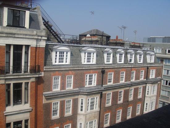 Astor Court Hotel: Vistas desde la 5ª Planta Habitación 53