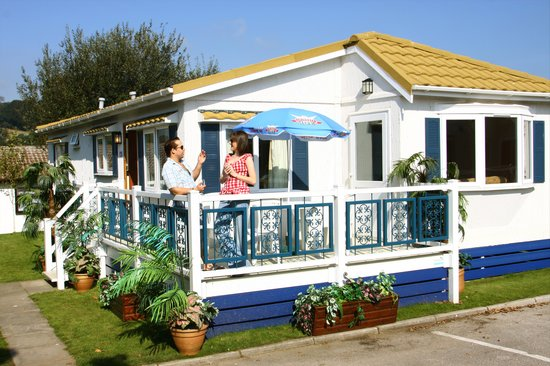 Welcome Family Holiday Park: Casita Looge : Spacious Luxury