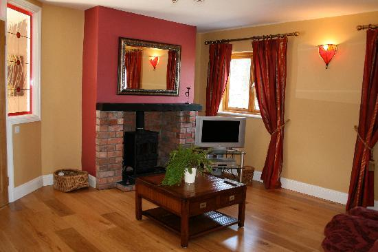 Decoy Country cottages, Living Room