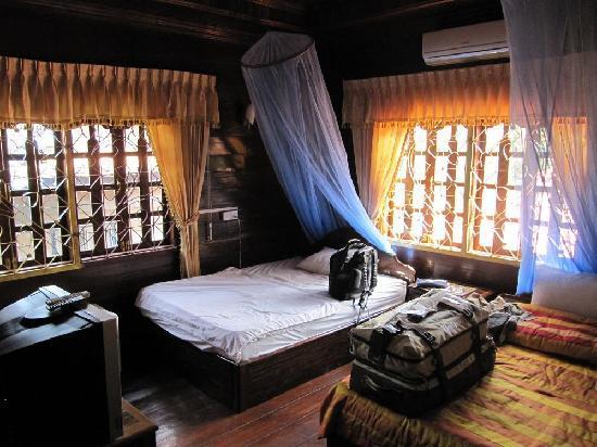Bayon Garden Guesthouse: Zimmer