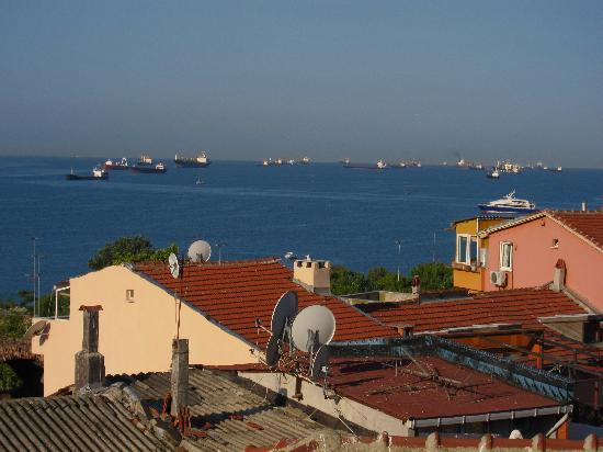 Tashkonak Hotel : Wake up to this view every morning
